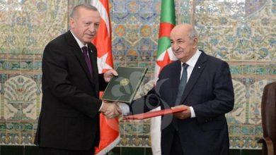 Photo of الرئيس التركي: شراكتنا توفر للجزائر 5 مليار دولار وتوظف 3 الاف عامل