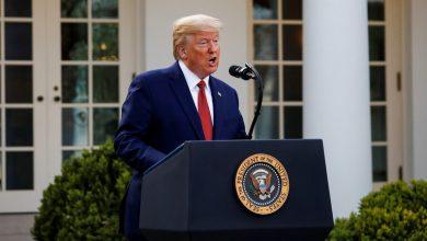 Photo of ترامب: وفاة 200 ألف شخص في الولايات المتحدة بكورونا ستكون نتيجة جيدة والذروة بعد أسبوعين