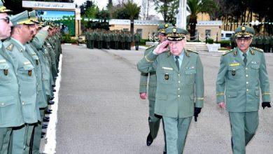 "Photo of شنقريحة: ""هذه مفاتيح العمل الناجح داخل الجيش"""