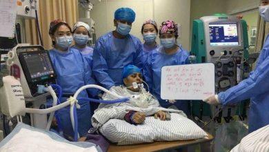 """Photo of 13 طبيبا صينيافي الجزائر للمساعدة على مواجهة """"كورونا"""""""