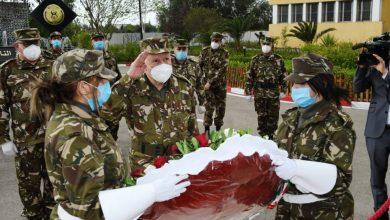 """Photo of اللواء شنقريحة: المستشفى الميداني للجيش """"جاهز"""" في أي وقت للتكفّل بمصابي كورونا"""