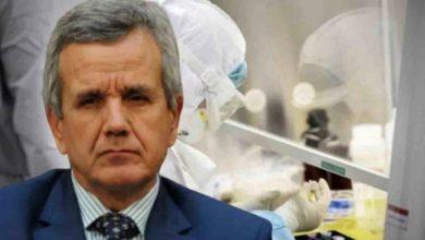 Photo of وزير الصحة يؤكد: النتائج الأولية للحالات التي خضعت للعلاج بالكلوروكين كانت مرضية