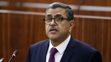 Photo of الوزير الأول عبد العزيز جراد في زيارة ميدانية لولاية البليدة غدا