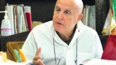 Photo of وفاة البروفيسور سي أحمد المهدي بعد إصابته بفيروس كورونا