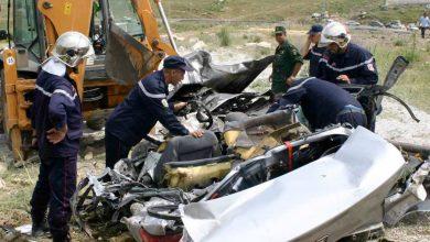 Photo of وفاة21 شخصا في حوادث مرور وجرح 791 آخرين خلال أسبوع