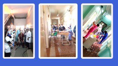 """Photo of الجيش الأبيض يقود حملة """"نقي سرفيسك""""عبر  مستشفيات الوطن"""
