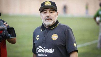 Photo of بيع قميص لمارادونا بـ55 ألف يورو
