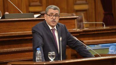 Photo of الوزير الأول عبد العزيز جراد: «تمديد الحجر الصحي بـ15 يوما إضافية»