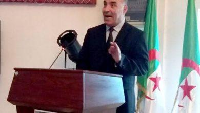 """Photo of ونوغي: """"الجزائر ستشهد حركية إعلامية وسنطهر المهنة من الدخلاء والبداية من بطاقة الصحفي"""""""