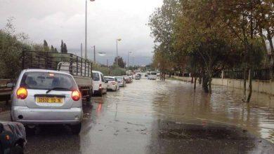 Photo of أمطار غزيرة ستجتاح المناطق الغربية من الوطن حتى يوم الثلاثاء