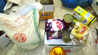 "Photo of ""قفف"" تضامن بلون ""حزبي"" في زمن الوباء "" السياسي"" بوهران"