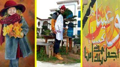 """Photo of فيصل مشلوف …  اجسد """"الطبيعة الصامتة"""" في زمن لا مكان لـ """"الفن التشكيلي"""""""