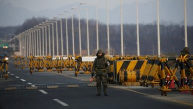 Photo of تصعيد بين الكوريتين.. تبادل لإطلاق النار بين الشمالية وجارتها الجنوبية