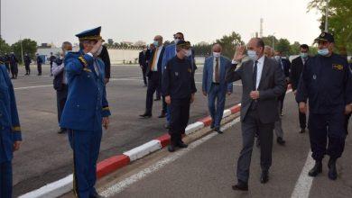 Photo of وزير الداخلية يؤكد: «الدولة ستواصل دعمها لمؤسسة الأمن الوطني»
