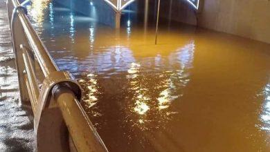 Photo of سيول، طرقات مقطوعة، وإنهيارات مباني و ضحايا…  ليلة رعب بوهران