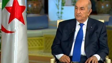 Photo of رئيس الجمهورية يؤكد أن الجزائر ستكون لها مؤسسات دولة جديدة و قوية مع نهاية السنة