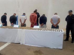 Photo of شرطة عين تيموشنت تتمكن من تفكيك شبكة لتهريب المخدرات