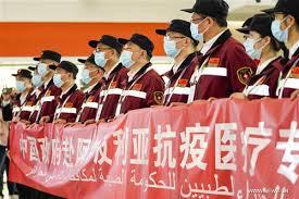 "Photo of قائد فريق الخبراء الطبي الصيني: الوضعية الوبائية بالجزائر ""مستقرة و تحت السيطرة"""