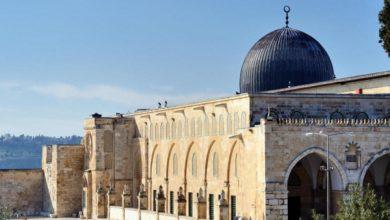 Photo of فتح المسجد الأقصى للمصلين الأحد المقبل