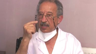 """Photo of البروفسور للو رئيس مصلحة كوفيد 19 بمستشفى ايسطو للديوان:""""كل من يعتقد ان الفيروس سيختفي مع موسم الصيف مخطئ """""""