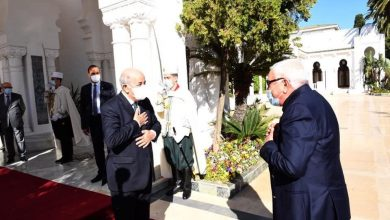 Photo of الرئيس تبون يستقبل الرئيس الأسبق اليامين زروال