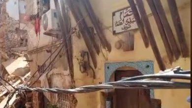 Photo of عاجل… انهيار مبنى في حي القصبة العتيق وسط العاصمة