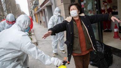 Photo of 57 إصابة جديدة في الصين ومخاوف من موجة ثانية للوباء