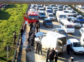 Photo of حوادث المرور… وفاة 9 أشخاص و جرح 261 خلال أسبوع بالمناطق الحضرية