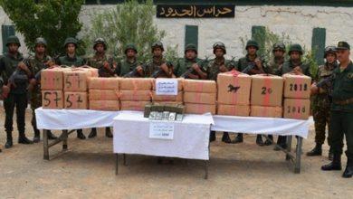 Photo of حجز أزيد من 16 قنطار من الكيف المعالج جنوب البلاد