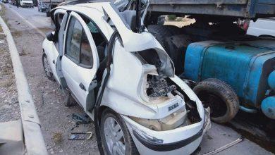 Photo of قتيلة و3 جرحى في حادث مرور بسيدي بلعباس