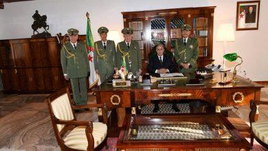 Photo of عاجل… الرئيس تبون يترأس اجتماعا للمجلس الأعلى للأمن غدا الإثنين