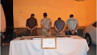 Photo of وزارة الدفاع … توقيف ستة تجار مخدرات وضبط 15,8 كيلوغرام من الكيف المعالج بغرداية
