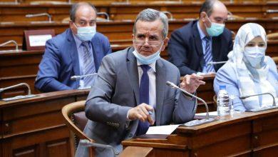 """Photo of وزير الصحة: """"الوباء خطر حقيقي وكبير..وكل ما قيل عنه في السابق لم يكن صحيحا"""""""
