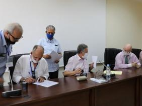 Photo of الفاف… نادي بارادو واتحاد بلعباس يوقعان على الاتفاقية الثلاثية للحصول على شهادة إيزو 9001