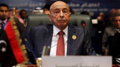 Photo of لبحث تطورات أزمة بلاده.. رئيس البرلمان الليبي في الجزائر هذا السبت