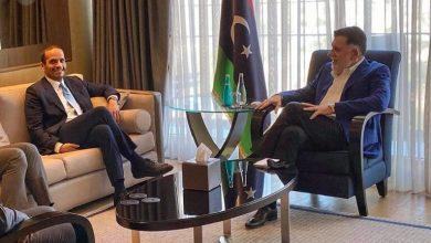 Photo of يدق طبول الحرب…السراج يبحث مع وزير الخارجية القطري في اسطنبول مستجدات الوضع الليبي