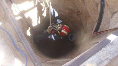 Photo of وفاة 3 أشخاص داخل بئر من بينهم غطاس بالحماية المدنية بتيارت