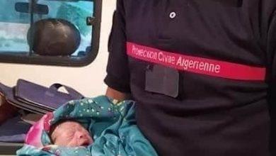 Photo of تسمية مولود على إسم أحد اعوان الحماية المدنية بعد النجاح في توليد إمراة ببيتها