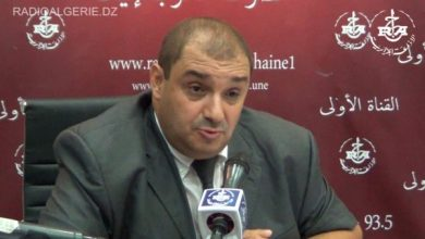 Photo of تعيين بوجمعة لطفي مديرا عاما للشؤون القضائية والقانونية بوزارة العدل
