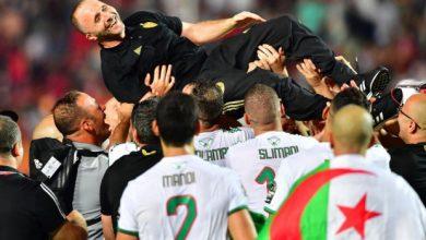 Photo of إستعدادا لمواجهتي نيجيريا والمكسيك…. بلماضي يستدعي 45 لاعبا