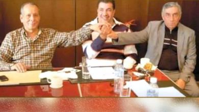 "Photo of الوالي استقبل محياوي وجباري، ""بابا"" غاب وشريف الوزاني غُيّب"