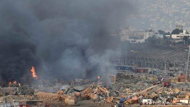 Photo of وزارة الصحة اللبنانية… 30 قتيلا و3 آلاف جريح في انفجار الميناء