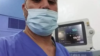 Photo of تندوف: وفاة عون تخذير بالمستشفى المختلط بفيروس كورونا