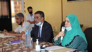 Photo of مدير التربية لولاية معسكر يحي بشلاغم : «ضرورة تجسيد البروتوكول الوقائي الصحي»