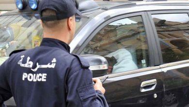 Photo of الشرطة تحجز أكثر من عشرة آلاف وحدة خمر بعين الدفلى