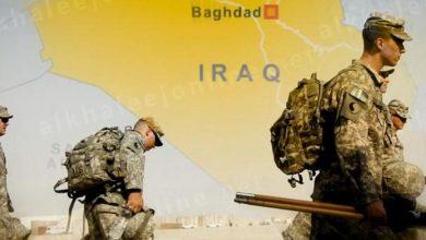 Photo of من 5200 إلى ثلاثة آلاف جندي… أمريكا تعلن رسميا خفض قواتها في العراق
