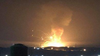Photo of لا وجود لخسائر بشرية … انفجار في مستودع للذخيرة بالأردن..