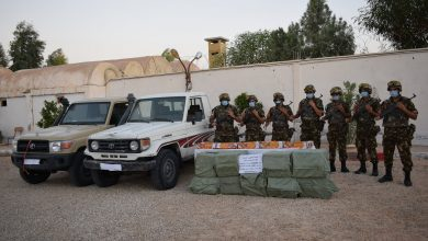 Photo of بالإضافة إلى مواد متفجرة… حجز 6 قناطير من الكيف المعالج في عمليات متفرقة لأفراد الجيش