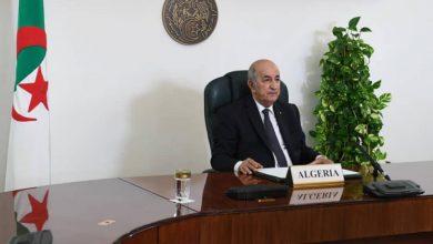 """Photo of  شدد على ضرورة التعجيل بإصلاح الأمم المتحدة… """"الرئيس تبون: """"القضية الفلسطينية تبقى قضية مقدسة للشعب الجزائري"""