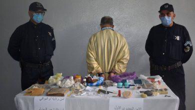 Photo of رغم تجاوزه السبعين… توقيف شيخ في قضية ممارسة السحر والشعوذة